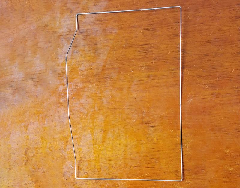 深圳塑料高频焊接发热丝(又名:热熔丝、诱导丝)