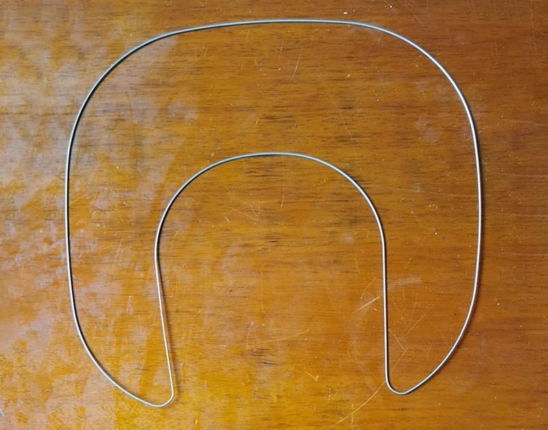 塑料高频焊接热熔丝(又名:发热丝、诱导丝)